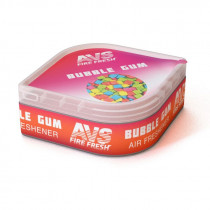 Ароматизатор AVS LGC-003 Fresh Box, Bubble gum, 30 гр. (гелевый)