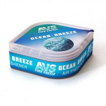 Ароматизатор AVS LGC-004 Fresh Box, Океанский бриз, 30 гр. (гелевый)