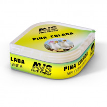 Ароматизатор AVS LGC-040 Fresh Box, Пина колада, 30 гр. (гелевый)