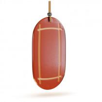 Ароматизатор AVS SG-013 Amulet, Тропический бриз, 20 гр. (гелевый)