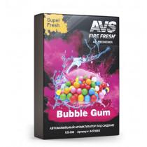 Ароматизатор AVS US-003 Super Fresh, Bubble gum, 200 гр. (гелевый)