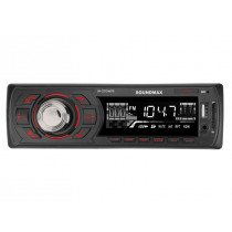 Автомагнитола Soundmax SM-CCR3060FB (чёрный)\R USB/SD