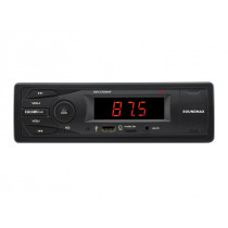 Автомагнитола Soundmax SM-CCR3064F(чёрный)