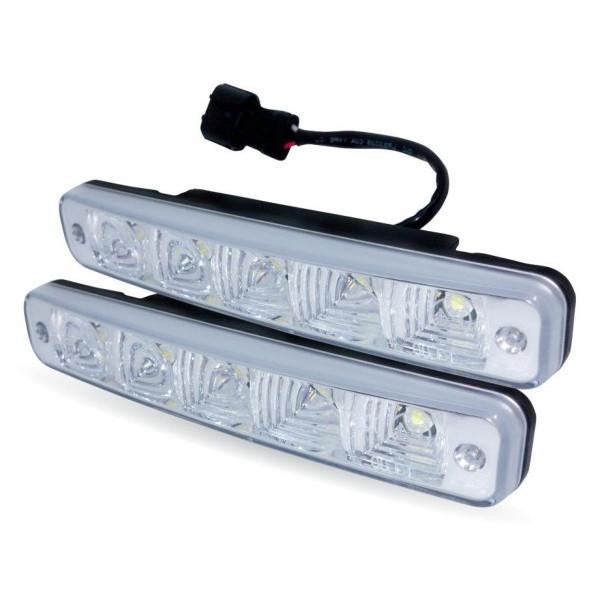 AVS DL-5 Дневные ходовые огни (DRL) Light (5W, 5 светодиодов х 2шт)