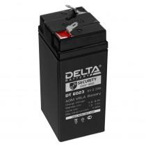 Аккумулятор DELTA 6V 2300 мАч (DT 6023)