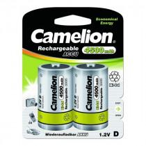 Аккумулятор Camelion KR20-2BL, (D) 4500 мАч, Ni-Cd (12/120)
