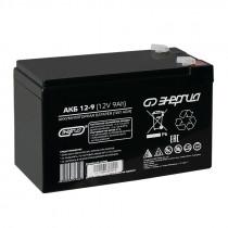 Аккумулятор Энергия 12-9 12V 9 Ач