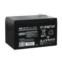 Аккумулятор Энергия 12-12 12V 12 Ач