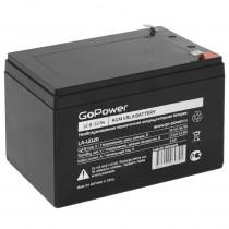 Аккумулятор GoPower 12V  12000 mАч (LA-12120)