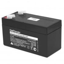 Аккумулятор GoPower 12V  1200 mАч (LA-1212)