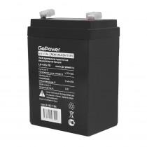 Аккумулятор GoPower 4V  4500 mАч (LA-445/70)