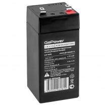 Аккумулятор GoPower 4V  4500 mАч (LA-445)