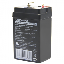 Аккумулятор GoPower 4V  3000 mАч (LA-430)