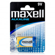 Элем.пит. 6LR61-1BL Maxell (12)
