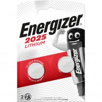 Элем.пит. CR2025-2BL Energizer (2/20)