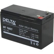 Аккумулятор DELTA 12V 7000 мАч (DT 1207)