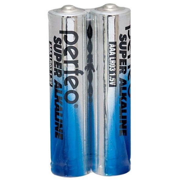 Элем.пит. LR3-2SH Perfeo Super Alkaline (60/960)