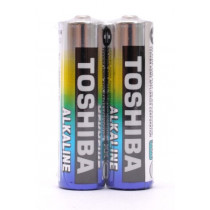 Элем.пит. LR6-2SH Toshiba (40/400)