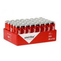 Элем.пит. LR6-40S SmartBuy (40/720) (SBBA-2A40S)
