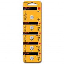 Элем.пит. CR1620-5BL Kodak MAX (5/60)