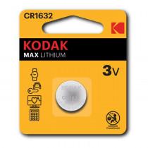 Элем.пит. CR1632-1BL Kodak Max (60/240/12000)