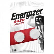 Элем.пит. CR2430-2BL Energizer (2/20)