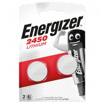 Элем.пит. CR2450-2BL Energizer (2/20)
