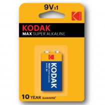 Элем.пит. 6LR61-1BL Kodak Max (1/10/200)