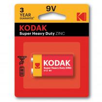 Элем.пит. 6F22-1BL Kodak Super Heavy Duty (20/100)