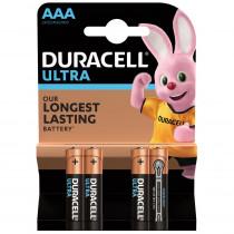 Элем.пит. LR3-4BL Duracell ULTRA (4/40)