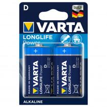 Элем.пит. LR20-2BL Varta Longlife Power (20,100) 4920