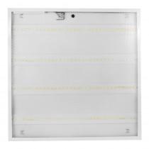 Панель (LED) универсальная Ultraflash 36W/6000K (LTL-6060-09) призматический рассеиватель
