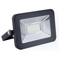 Прожектор Ultraflash LFL-1001 C02 (LED SMD, 10Вт, 230В, 6500K) чёрный