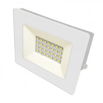 Прожектор Ultraflash LFL-2001 C01 (LED SMD, 20Вт, 230В, 6500K) белый