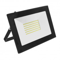 Прожектор Ultraflash LFL-7001 C02 (LED SMD, 70Вт, 230В, 6500K) чёрный