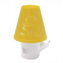 """Ночник Camelion NL-192 """"Светильник жёлтый"""" (LED, с выкл., 220V)"""