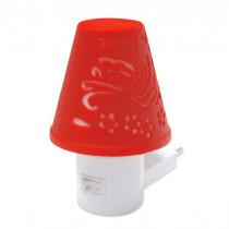 """Ночник Camelion NL-193 """"Светильник красный"""" (LED, с выкл., 220V)"""