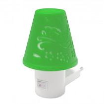 """Ночник Camelion NL-194 """"Светильник зелёный"""" (LED, с выкл., 220V)"""