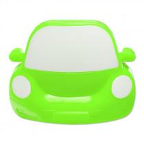 "Ночник Camelion NL-197 ""Машинка зелёная"" (LED, с выкл., 220V)"
