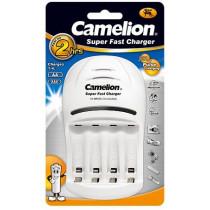ЗУ Camelion BC-1007 (1-4AA/AAA, таймер, индикаторы/1000mA, защита) быстрое