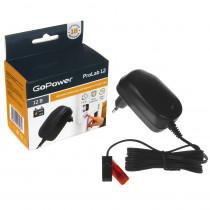 ЗУ GoPower ProLab 12 12V 1.0A для свинцово-кислотных аккумуляторов (1/100)
