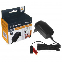 ЗУ GoPower ProLab 6 6V 1.0A для свинцово-кислотных аккумуляторов (1/100)