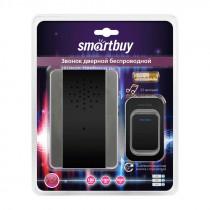 Smartbuy Беспроводной звонок дверной с цифр. код., IP44, подсветкой, рег-кой громкости звука (SBE-11-DP6-25)