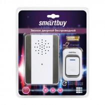 Smartbuy Беспроводной звонок дверной с цифр. код., IP44, подсветкой, рег-кой громкости звука (SBE-11-DP7-25)