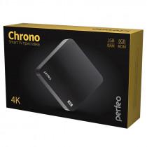 Perfeo SMART TV BOX приставка CHRONO, RK3228, 1G/8Gb, Android 7.1