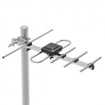 Антенна SELENGA 111F-A активная уличная для цифрового ТВ