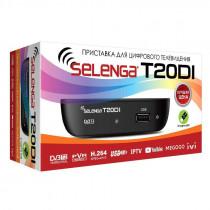 SELENGA T20DI цифровой эфирный ТВ-ресивер DVB-T2