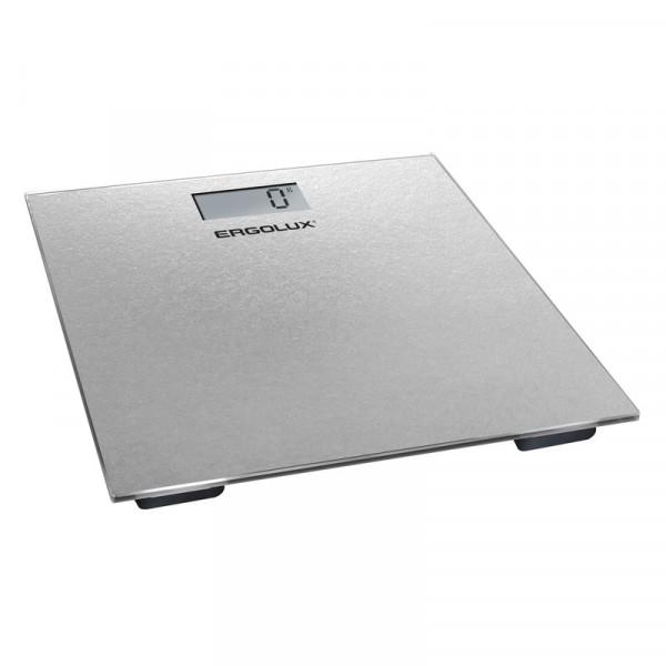 Весы напольные ERGOLUX ELX-SB02-C03 (до180 кг) серые