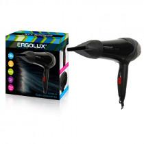 Фен Ergolux ELX-HD07-C02 (2100Вт, 220-240В), чёрный