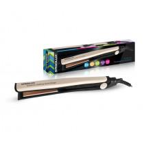 Выпрямитель для волос ERGOLUX ELX-HS01-C64 (30Вт, 220-240В), чёрн/золото